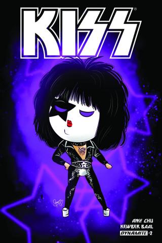 KISS #2 (Shouri Starchild Emoji Cover)