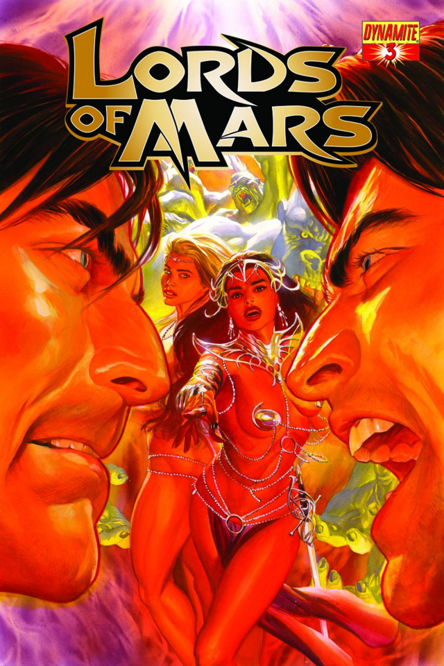Lords of Mars #3