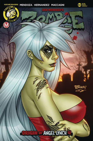 Zombie Tramp #60 (McKay Cover)