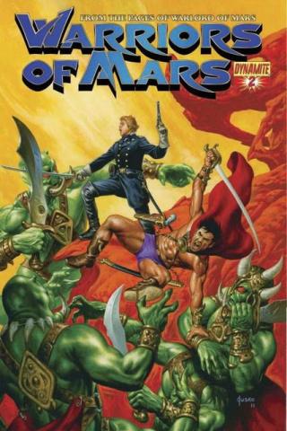Warriors of Mars #2