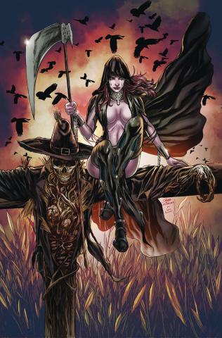 Grimm Tales of Terror 2019 Halloween Edition (Vitorino Cover)