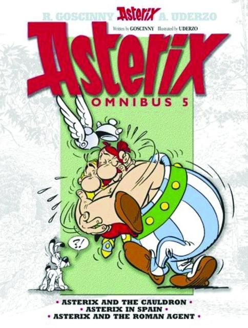 Asterix Omnibus Vol. 5