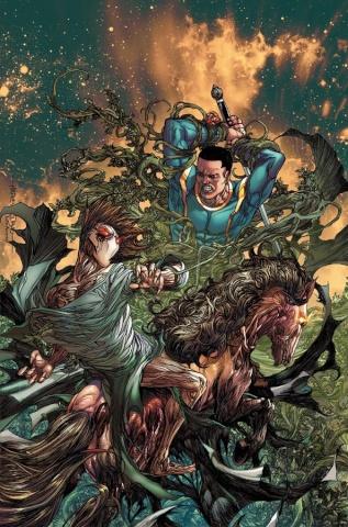 Grimm Fairy Tales: Apocalypse #4 (Tolibao Cover)