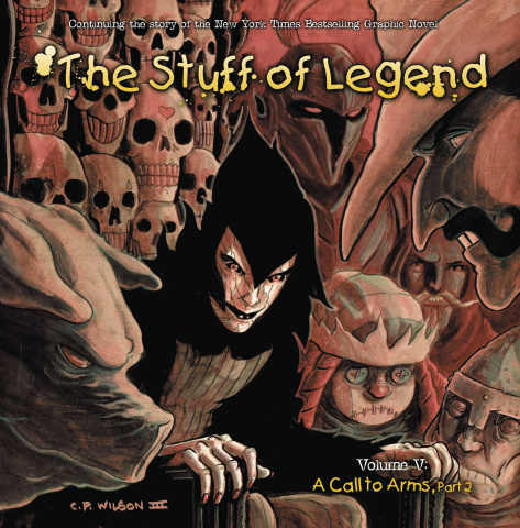 The Stuff of Legend: A Call To Arms #2