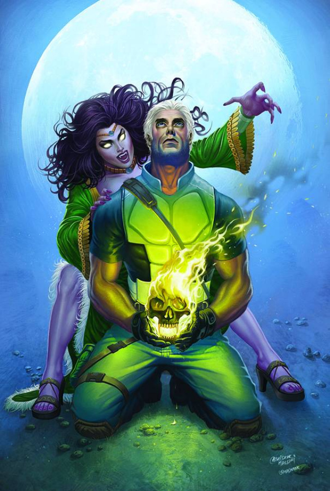 Grimm Fairy Tales: Hunters - Shadowlands #5 (Malsuni Cover)