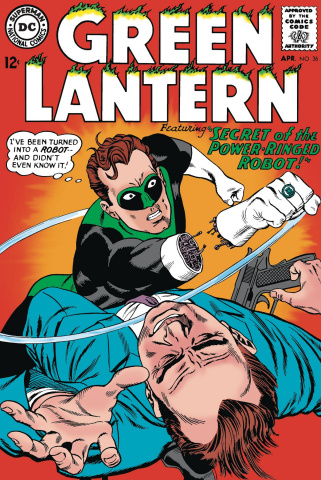 Green Lantern: The Silver Age Vol. 2 (Omnibus)