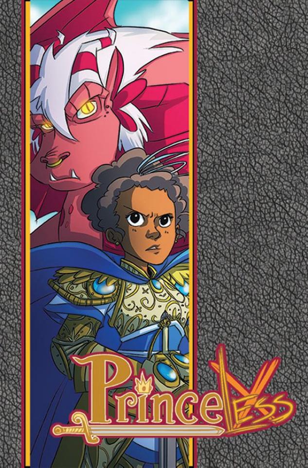 Princeless Vol. 1