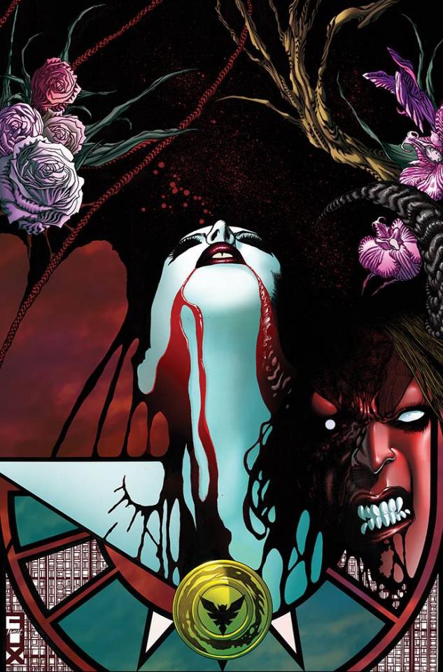 Vampirella vs. Purgatori #4 (20 Copy Fox Virgin Cover)