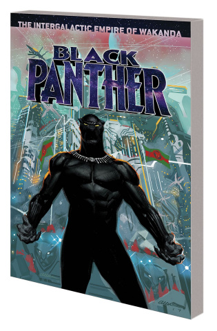 Black Panther Book 6: The Intergalactic Empire of Wakanda