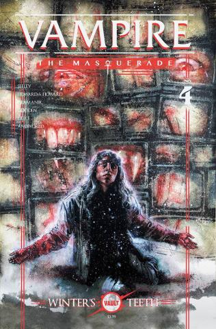 Vampire: The Masquerade #4 (Campbell Cover)