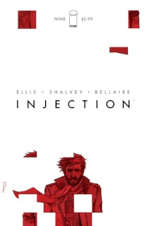 Injection #9 (Shalvey & Bellaire Cover)
