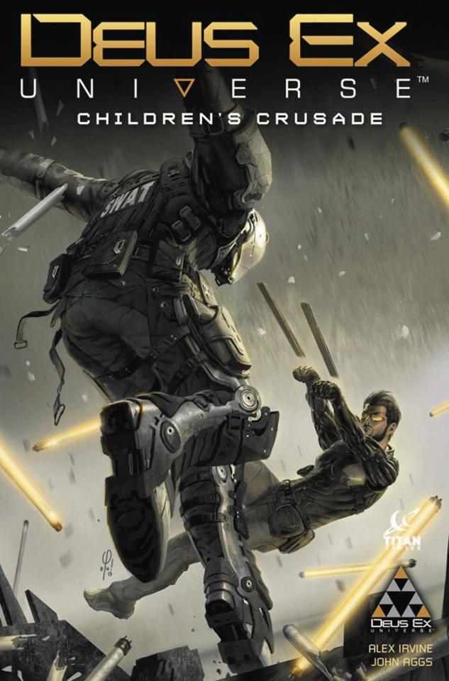 Deus Ex Vol. 1: Children's Crusade