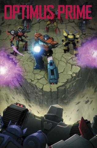 Optimus Prime Vol. 3