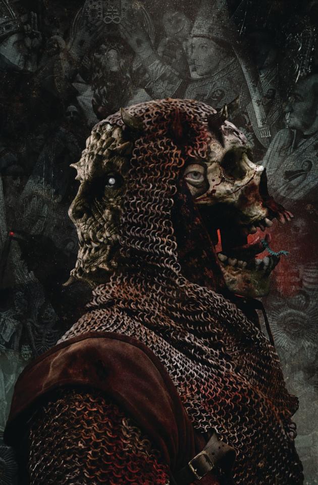Pestilence: The Story of Satan #3