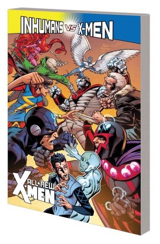 All-New X-Men Vol. 4: IvX