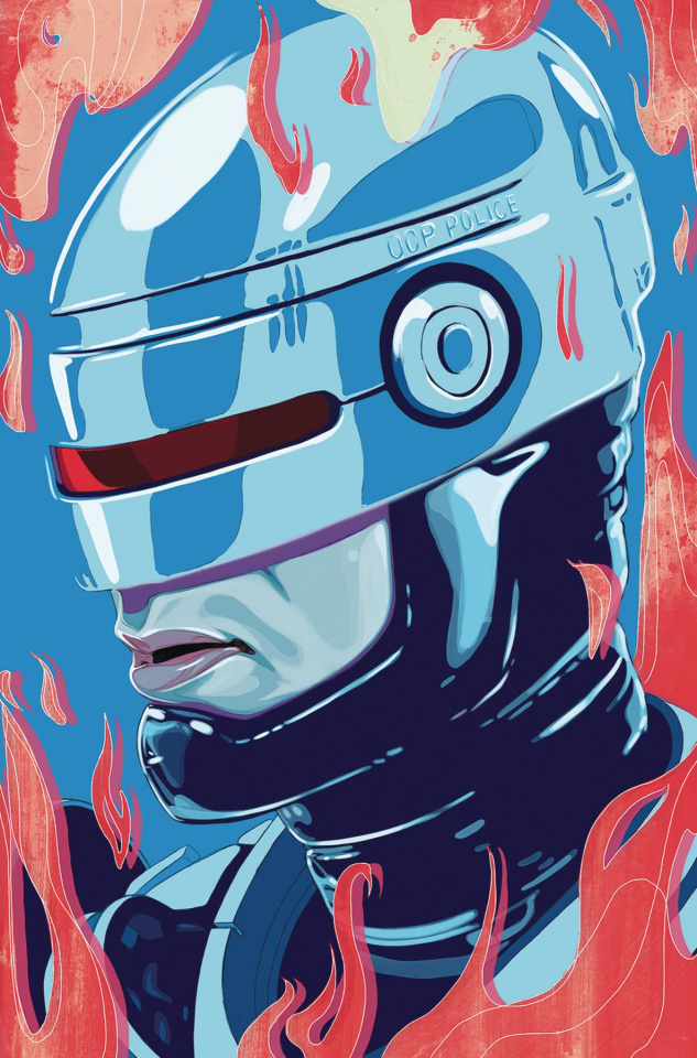 RoboCop: Citizen's Arrest #4