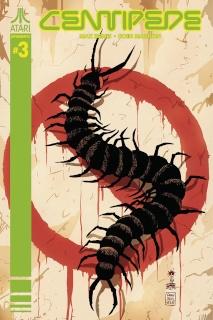 Centipede #3 (Francavilla Cover)