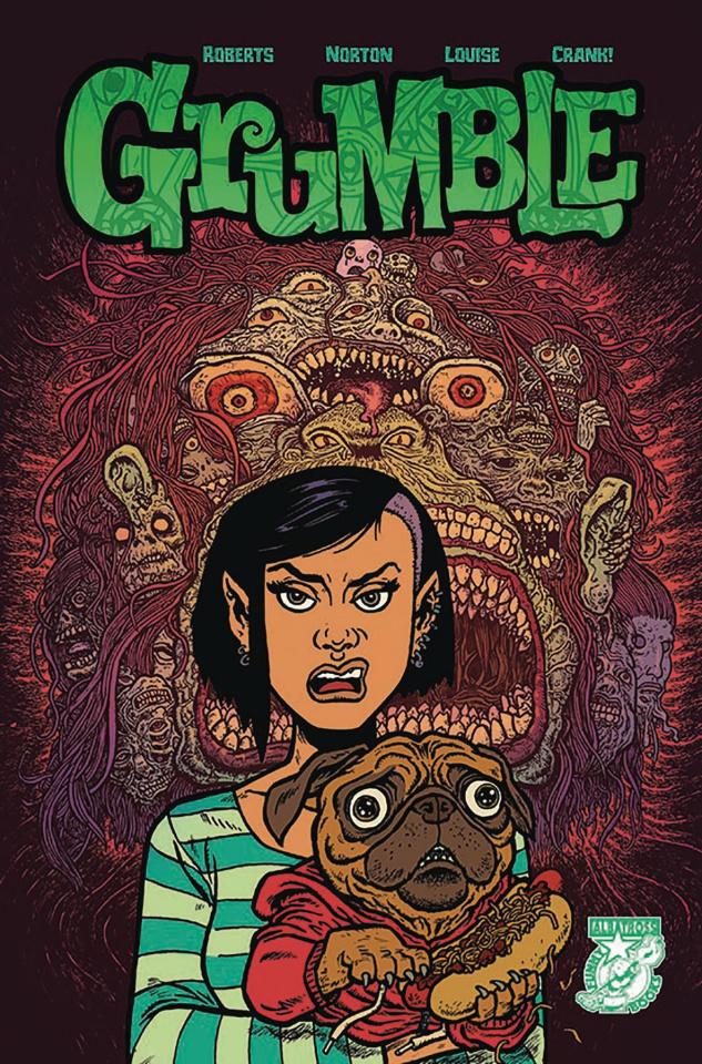 Grumble #5 (Evan Dorkin Cover)