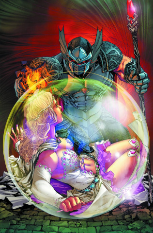 Grimm Fairy Tales: The Warlord of Oz