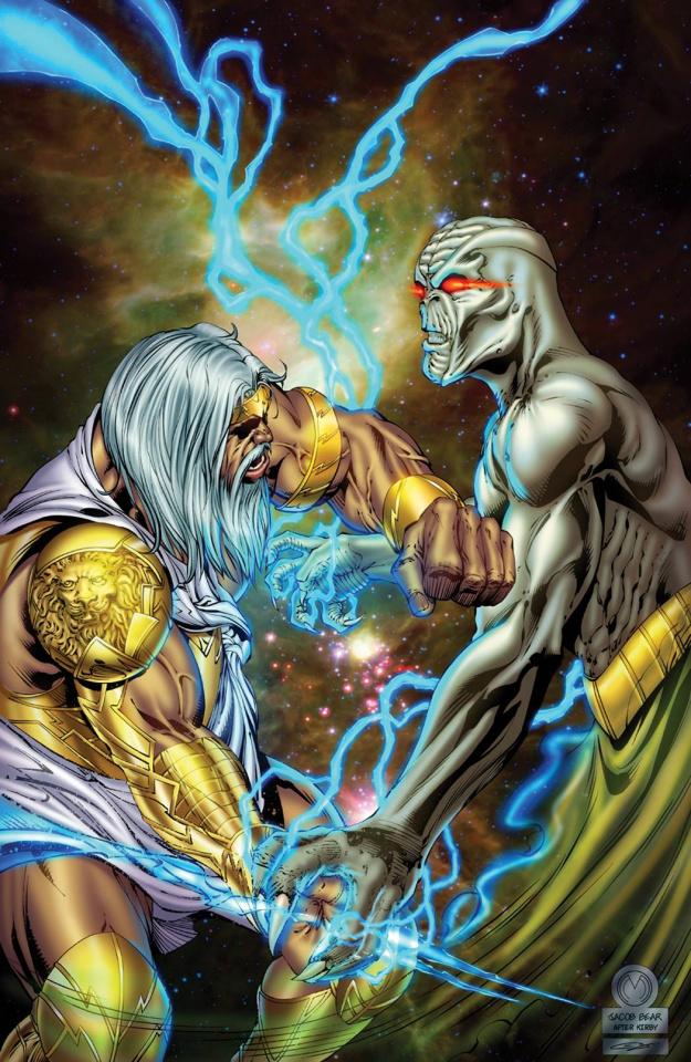 Grimm Fairy Tales: Ascension #4 (Mychaels Cover)
