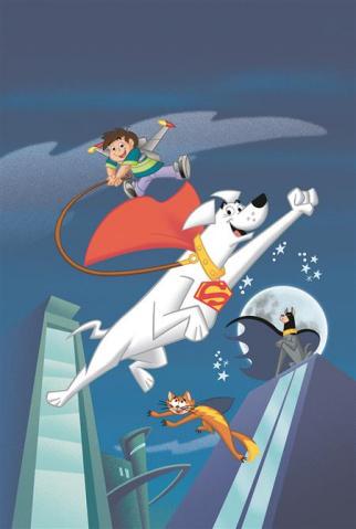 Krypto, The Superdog