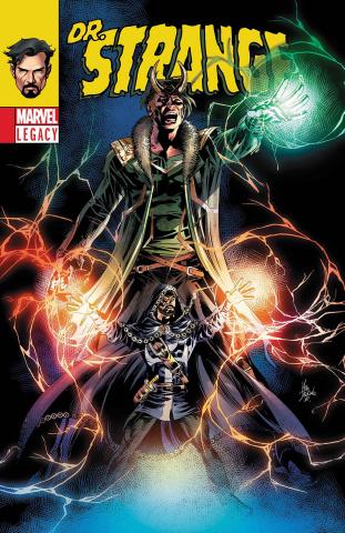 Doctor Strange #381 (Deodato Cover)