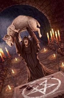 Grimm Fairy Tales: Satan's Hollow #3 (Cacau Cover)