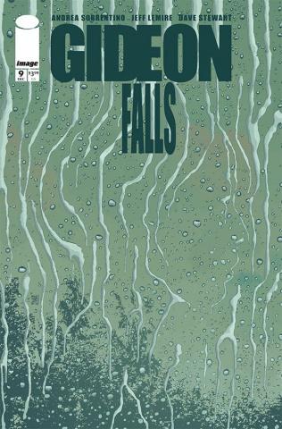 Gideon Falls #9 (Sorrentino & Stewart Cover)
