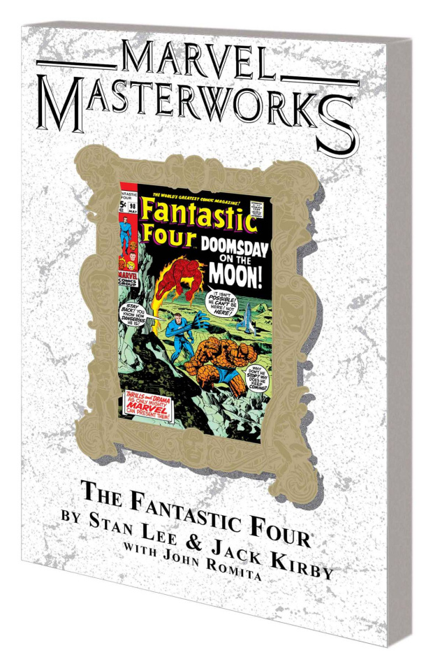Fantastic Four Vol. 10 (Marvel Masterworks)