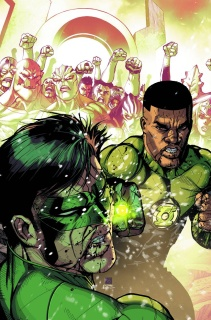 Green Lantern Corps #26