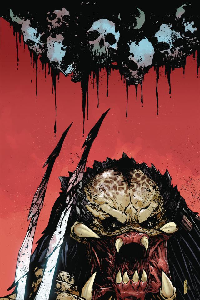 Predator: Hunters II #1 (Brase Cover)