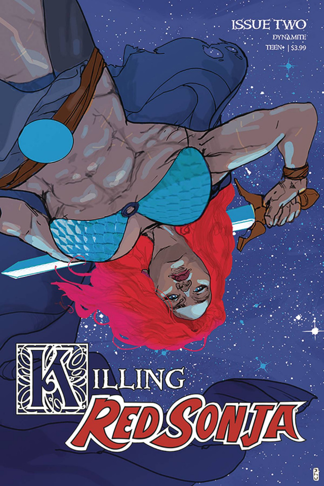 Killing Red Sonja #2 (Ward Cover)