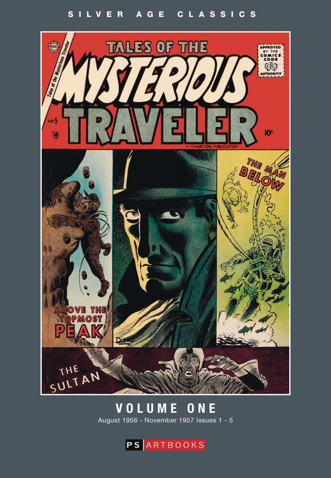 Tales of the Mysterious Traveler Vol. 1