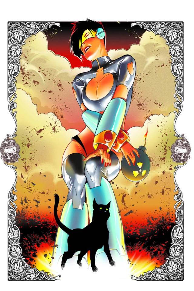 Bomb Queen Vol. 1