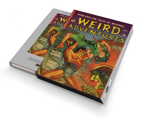 Weird Adventures Vol. 1 (Slipcase Edition)