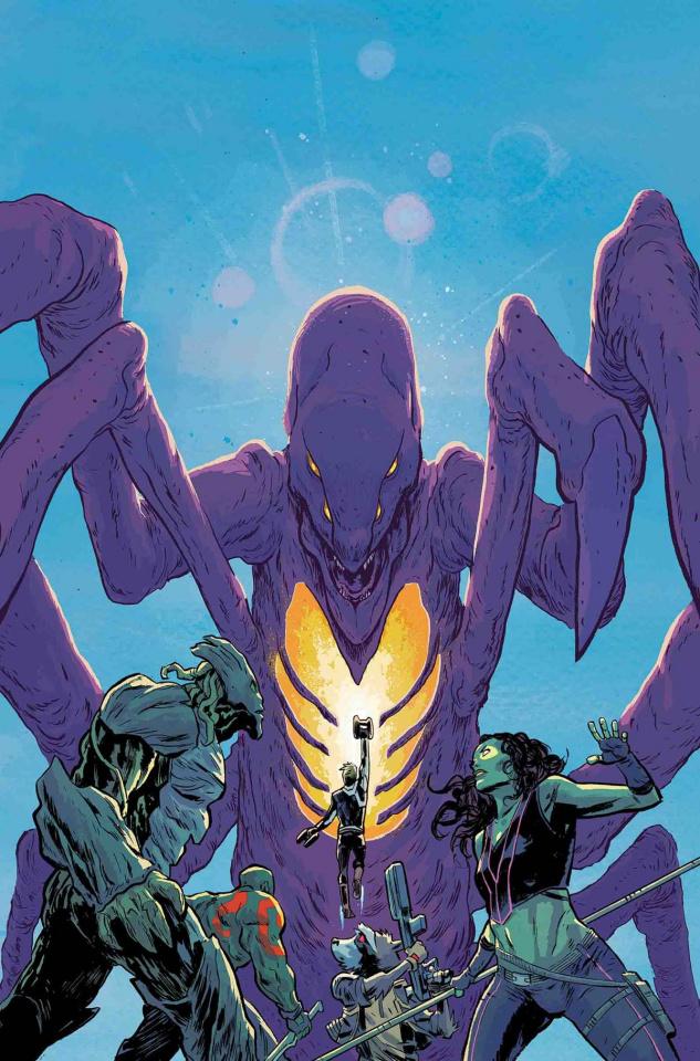 Guardians of the Galaxy #1.MU