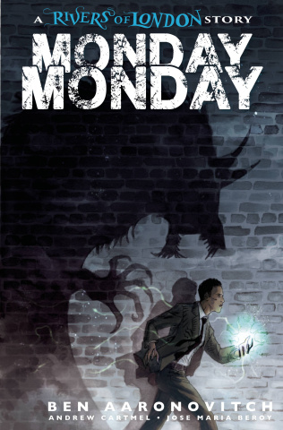 Rivers of London: Monday, Monday #4 (Harding Cover)