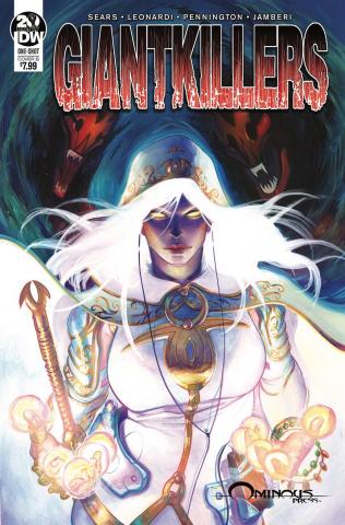 Giantkillers (Hetrick Cover)