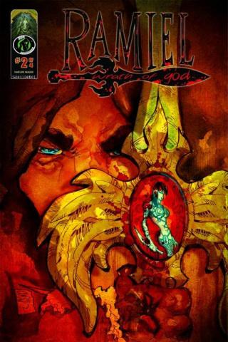 Ramiel: Wrath of God #2