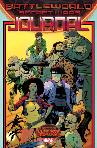 Secret Wars Journal #2