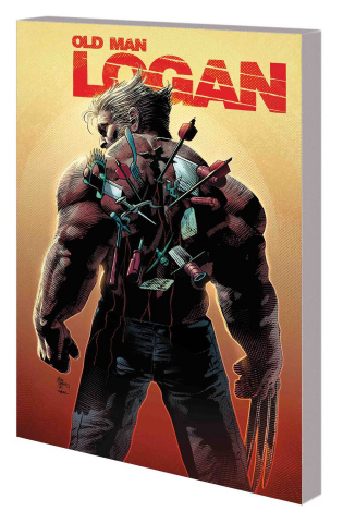 Wolverine: Old Man Logan Vol. 9: The Hunter Hunted