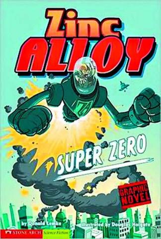 Zinc Alloy Vol. 1