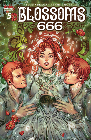 Blossoms 666 #5 (Braga Cover)