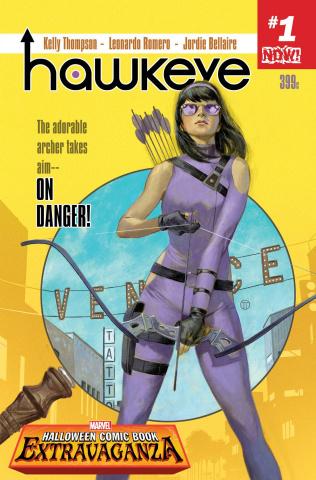 Hawkeye #1 (Halloween Comic Extravaganza 2021)