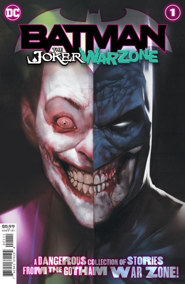 Batman: The Joker War Zone #1 (One Shot) Cvr A Ben Oliver (Joker War)