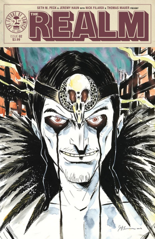 The Realm #2 (Lemire Cover)
