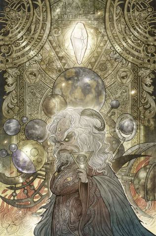 The Power of the Dark Crystal #3 (Subscription Cover)