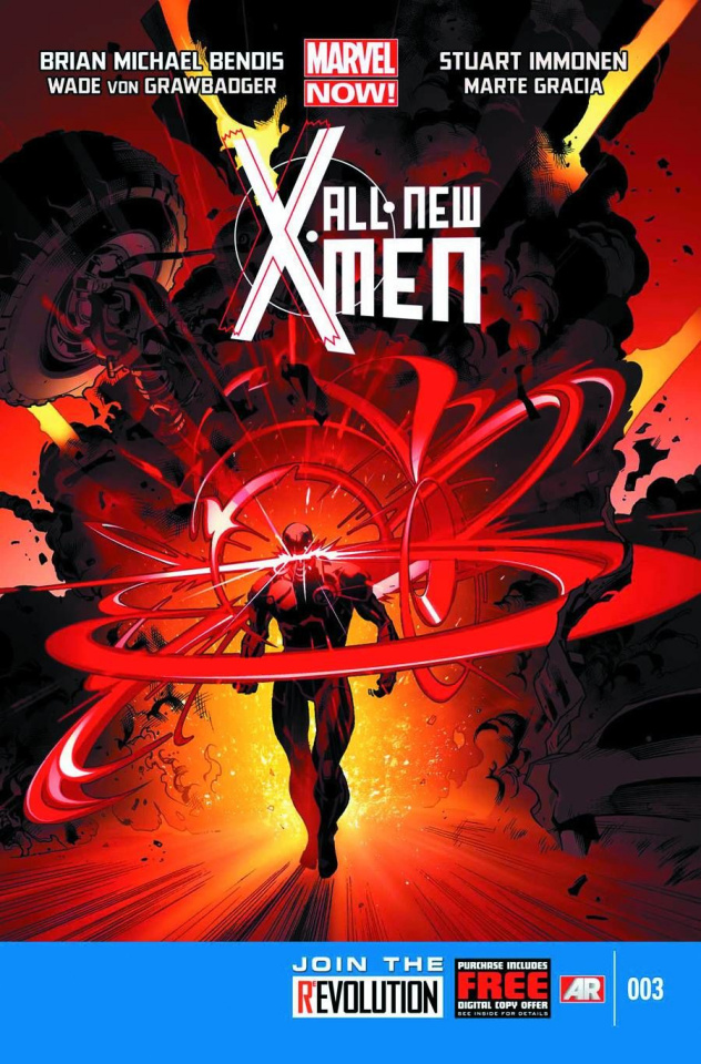 All-New X-Men #3 (2nd Printing)