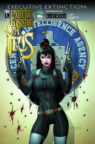 Executive Assistant Iris #1 (Lei Cover)