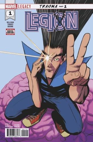 Legion #1 (2nd Printing)